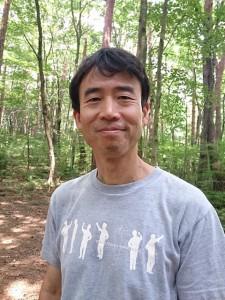 日本森林保健学会 理事長 上原 巌