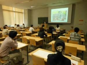 長井聡里先生の基調講演