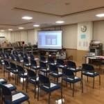 地元の総合病院での研修会