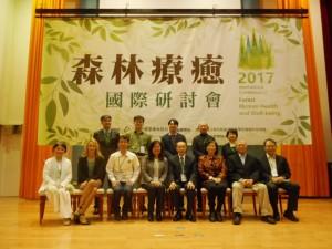 地元開催の台湾からの研究発表の他、カナダ、韓国、日本からの発表がありました。