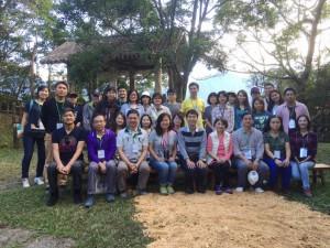 連日、台湾らしいあたたかな良い国際会議でした!